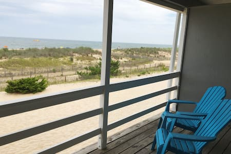 Ocean Front Townhouse - Ocean City - Townhouse