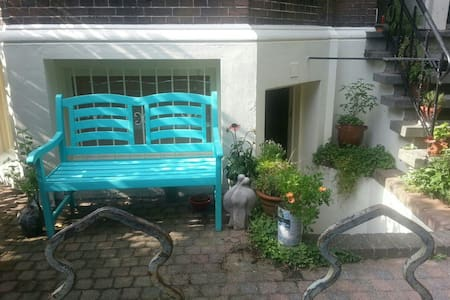 Appartment DOWNTOWN with garden - Nijmegen - Apartment