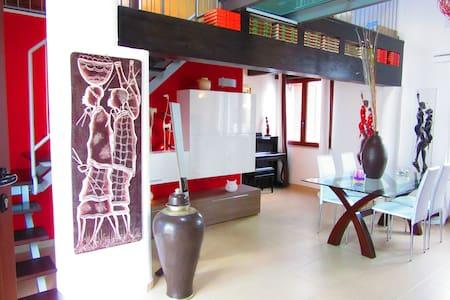 Casa di design a 500mt dal mare - Appartamento