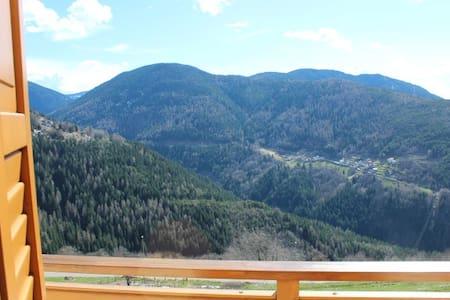 Relax e natura a 1100 m. di alt. - Montesover - Wohnung