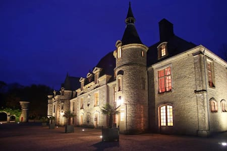D'DAY LUXURY CHATEAU WITH POOL  - Hrad