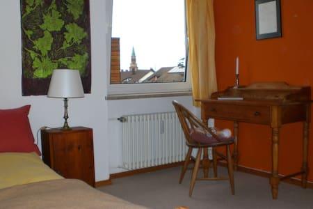 Gemütliches Zimmer in Freiburg  - Huoneisto