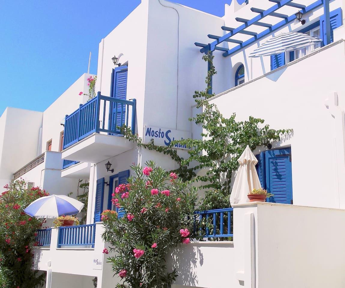 Studios Nostos,Naxos,middle floor,9