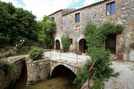 a Todi in un antico molino ad acqua - Andere
