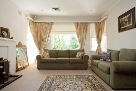 Large 5 bed house available - Wahroonga - House