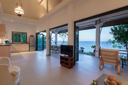 Tradewinds Beach House - Villa