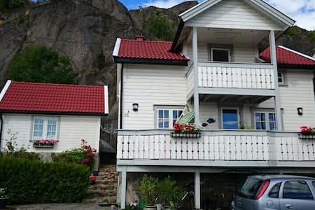 Casa de Kirsti - Larvik - Cabanya