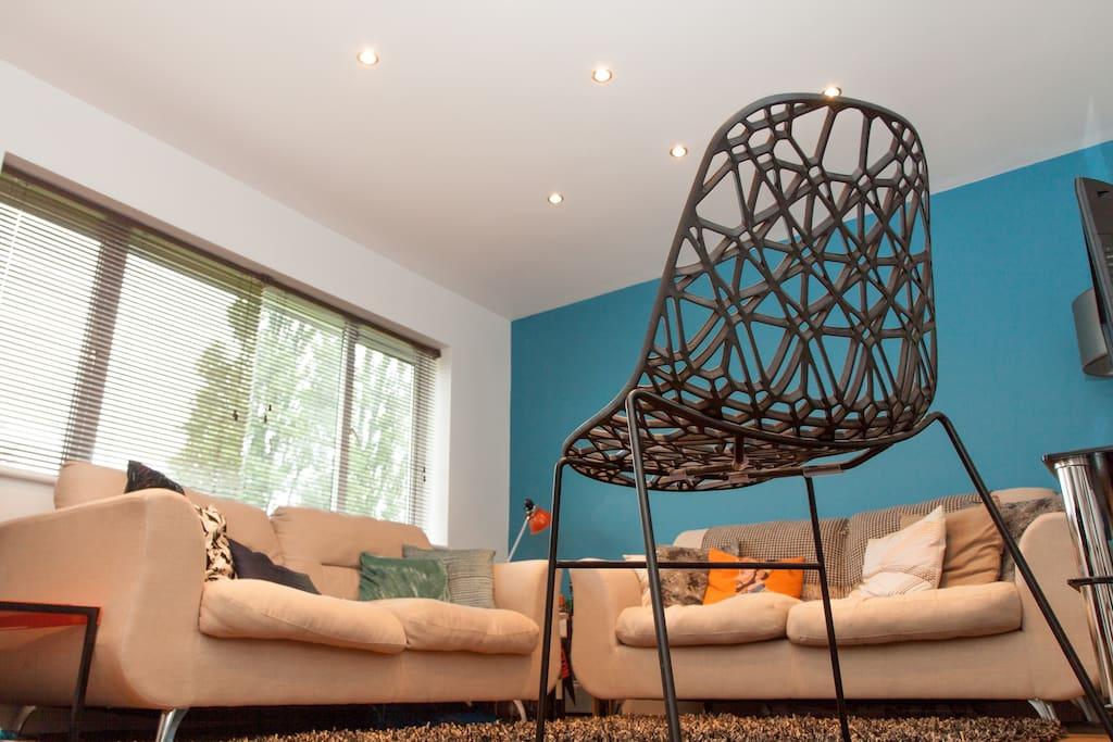 Designer apartment in Cambridge