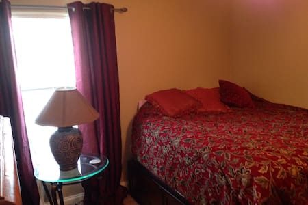 Cozy guest room on second floor - Lake Charles - Haus