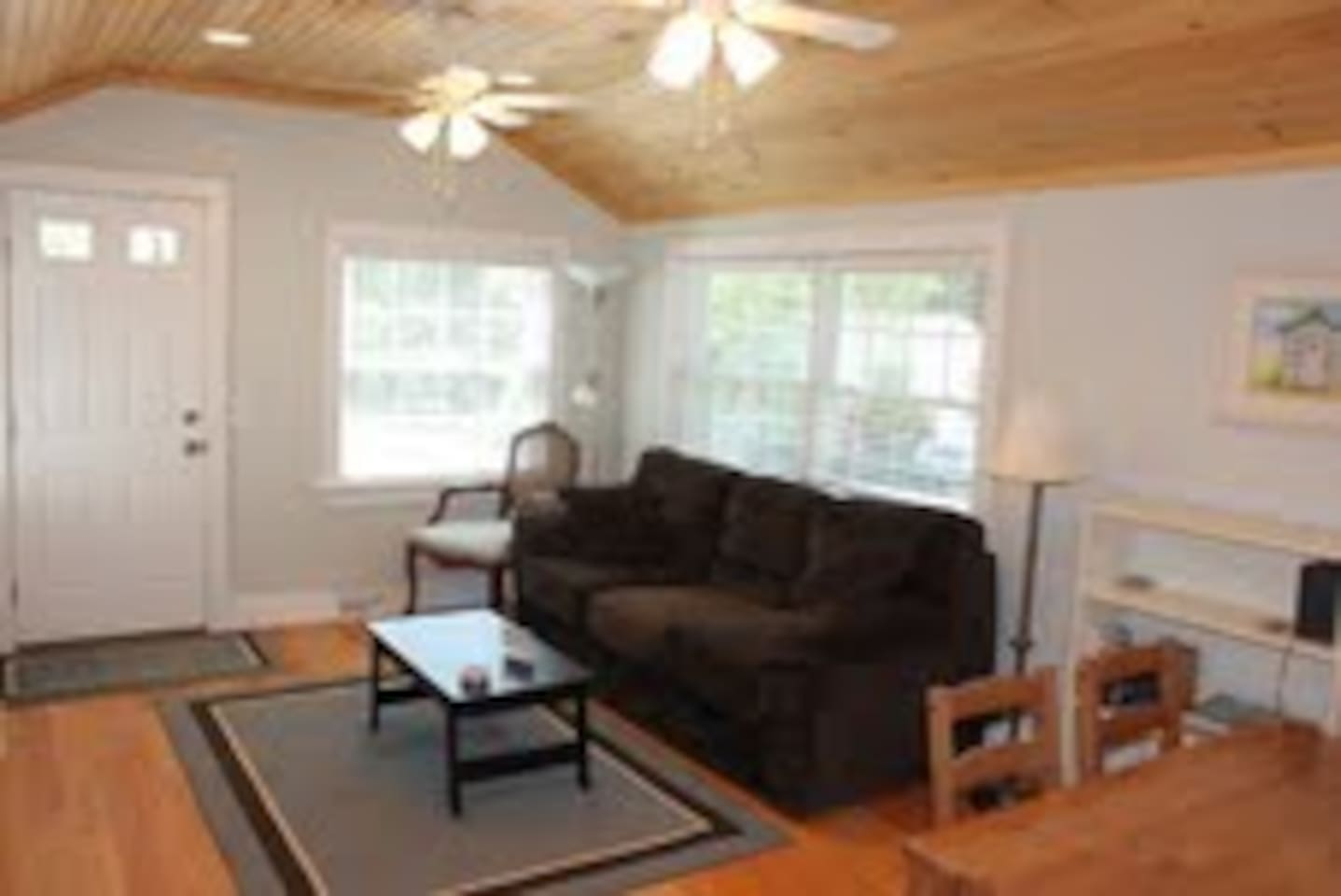 Example of Cottage Living area