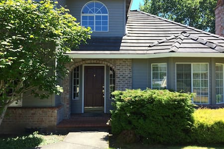 Twin Room in Lovely Home, near Hillsboro Airport - Hillsboro