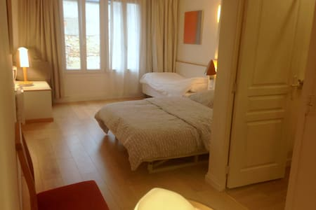 Chambres BOUFFLET - Laon - Guesthouse