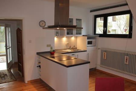 Gemütliche ruhige Ferienwohnung - Beckingen - Apartmen