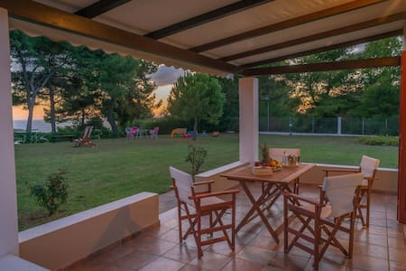 Apartment ideal for peaceful family holidays! - Agios Andreas Korakochoriou - Daire
