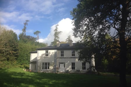 Beautiful Suite in Country Retreat - Abbeyleix - Huis