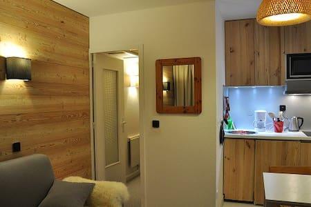 Charmant studio rénové  - Lägenhet