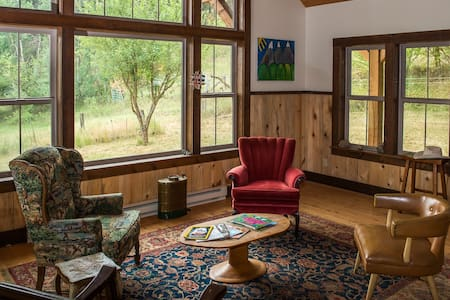 Bunkhouse on a ranch - Wallowa