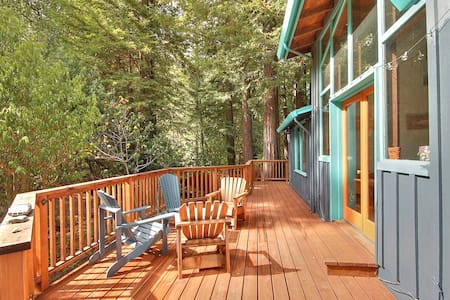 Creekside~most relaxing cabin ever! - Monte Rio