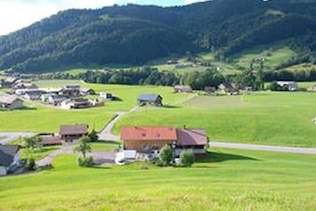 Fuzzi Flyers Lodge - Hittisau - House