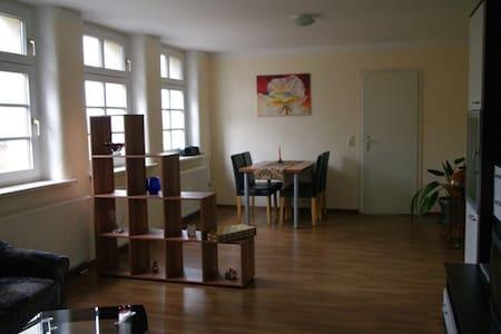 Ferienwohnung am Wald -2.OG - Apartment