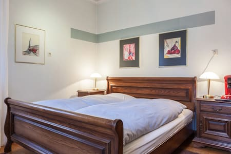 "Nice double room ""Villa am Fluss"" - Lauf - Villa"