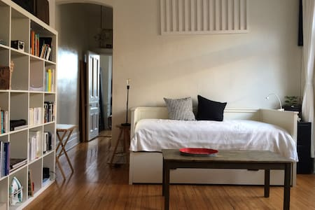 1-bed apt in the heart of Mile End - Montréal - Apartment