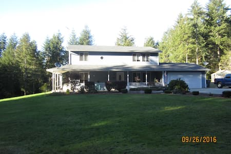 Key Peninsula Country Stay - Gig Harbor