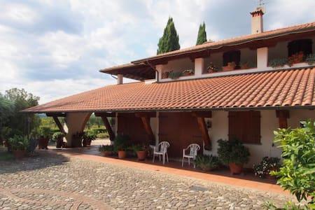 Appartamento indipendente in villa, Val d'Orcia - Apartment