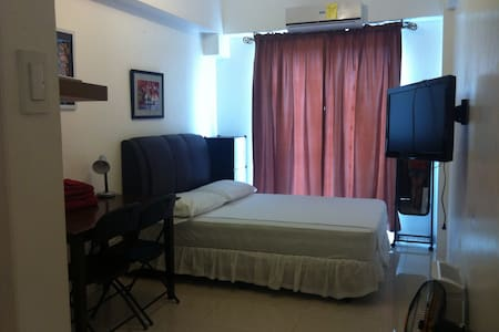 Unit 3I Dian Place, Makati City with Aircon - Apartamento