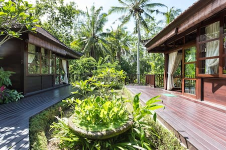 Relaxing Bali Bungalow Getaway. - Tabanan - Bed & Breakfast