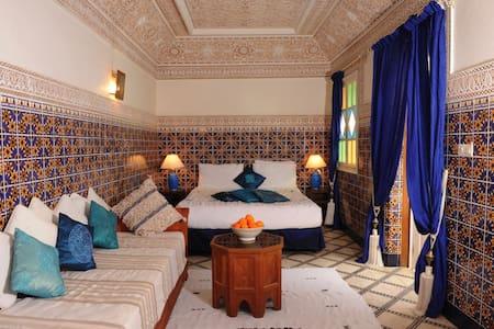 Riad Shaden - Amir suite - sleeps 3