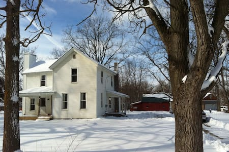 BEAUTIFUL RURAL HOME NEAR ANN ARBOR - Ház