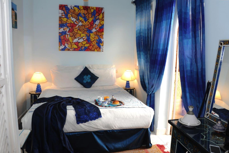 Fayrouz double bedroom