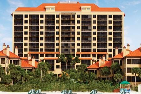 Beautiful Beachfront Condominium