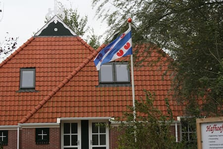 Hafhoefke kamer 4 - Oudwoude - Bed & Breakfast