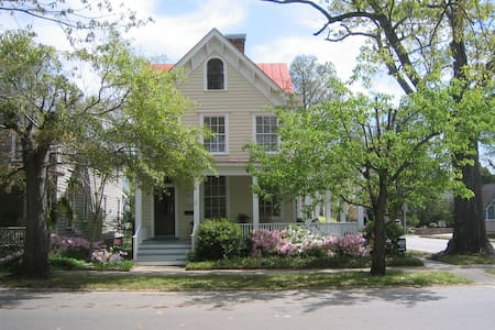 The Historic William Gaskins House - New Bern - House