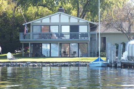 Have Fun & Relax on Lake Minnetonka - Rumah
