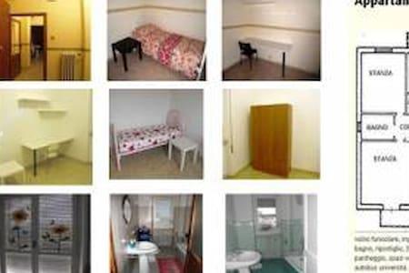 stanza singola  - Lägenhet
