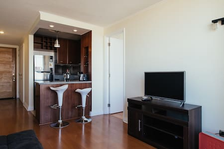 Great apartment full equipped 3 prs - Las Condes - Apartment