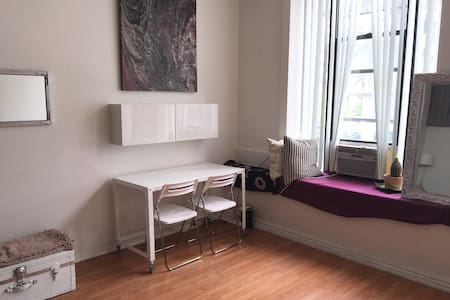 Brooklyn studio/ loft apartment - Brooklyn - Apartment