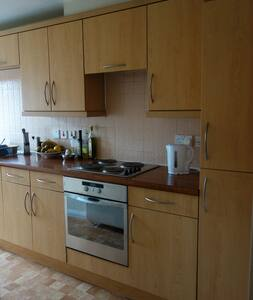 Cozy double room close to city center - Glasgow - Apartment