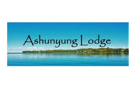 Ashunyung Lodge - stay on Georgina Island - Mökki