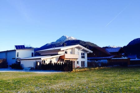 Haus am Lechweg - Rumah