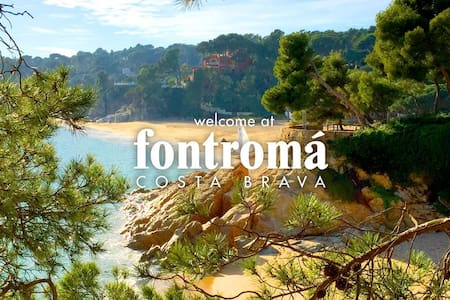 Beach apartment Costa Brava Spain  - Sant Antoni de Calonge