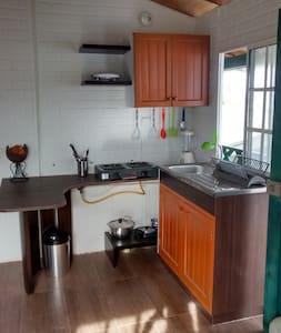 chalet style apartment - Wohnung