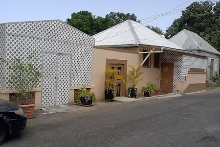 Cottage on Hill Street - Christiansted