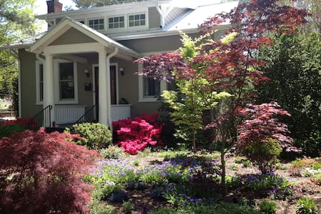 Charming bedroom, lovely patio! - Richmond - Casa