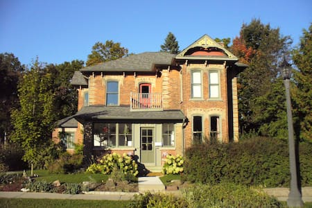 Flying Leap Bed and Breakfast - CC - Elora - Szoba reggelivel
