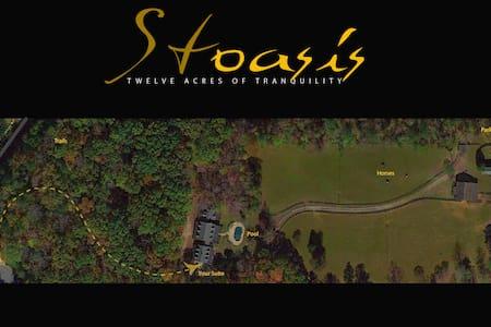 Stoasis - Ev