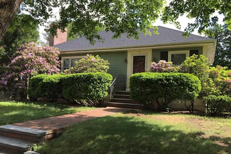 Convenient Home in Newton, MA - House